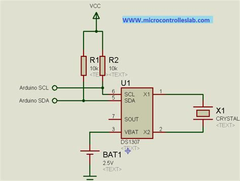 Real Time Clock Interfacing With Arduino