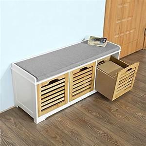 Coussin Pour Banc Ikea : banc coffre pour entree maison design ~ Dailycaller-alerts.com Idées de Décoration
