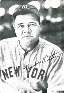 Babe Ruth Baseball Cards