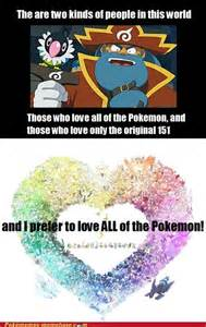 All Pokemon Love