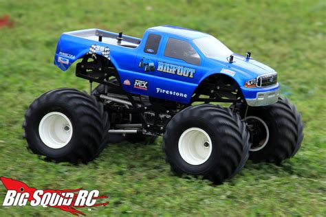 rc bigfoot monster truck everybody s scalin for the weekend bigfoot 4 4 monster