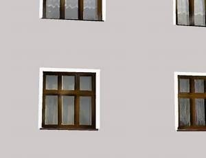 Šambrány kolem oken cena