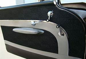 1956 Chevy Bel Air Interior Door Panels