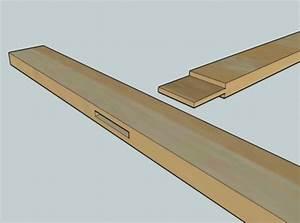 Fabriquer Tenon Mortaise : l assemblage tenon mortaise th orie ~ Premium-room.com Idées de Décoration