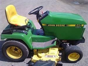 John Deere 245 Lawn  U0026 Garden And Commercial Mowing