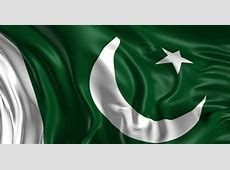 Flag of Pakistan Beautiful 3d Stock Footage Video 100%