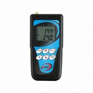 C0111 High Accuracy Thermometer For Ni1000 Rtd Sensor