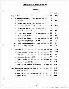 Manuals  Free Canon Service Manual  Pdf  Full Version Hd
