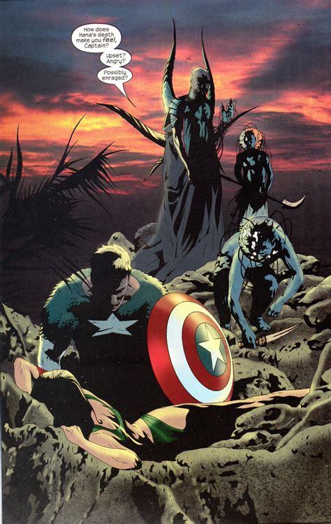 captain america marvel knights vol  sc  john ney