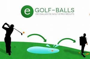Balles De Golf Occasion : egolf balls des balles recycl es et d 39 occasion ~ Carolinahurricanesstore.com Idées de Décoration