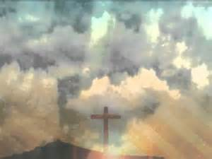 make funeral programs church motion background loop