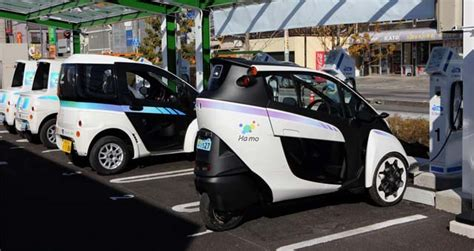 Toyota To Trial Iroad Mobility Concept In Tokyo