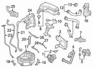 2015 Volkswagen Jetta Hybrid Pressure  Regulator  Regular