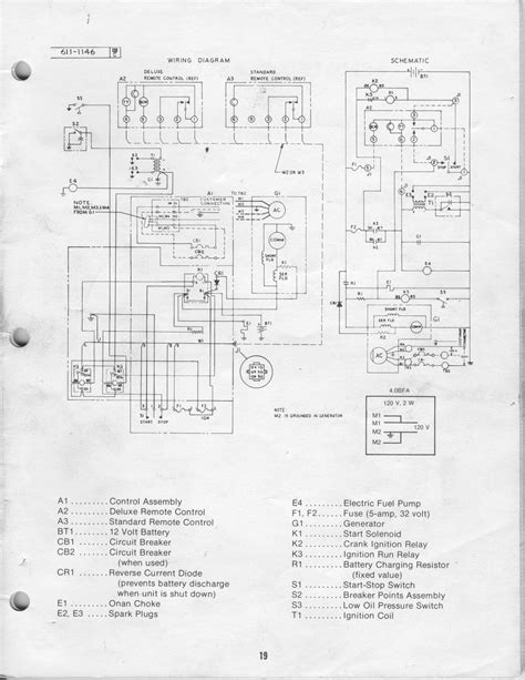 Onan Bgd Emerald Generator Wiring Diagram Library