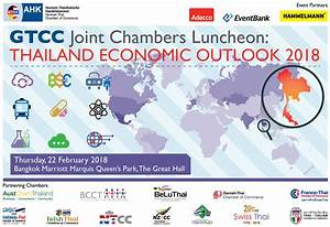 Joint Chambers Luncheon on Thailand Economic Outlook 2018 ...