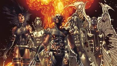 Force Deadpool Wolverine Uncanny Comics Fear Itself