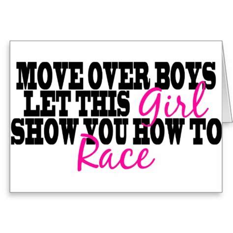 girl car racing quotes