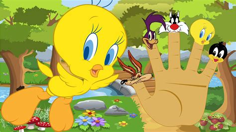 Tweety Bird Cartoon