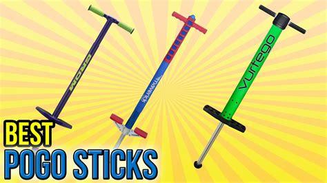 10 Best Pogo Sticks 2016 - YouTube