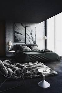 Black, Master, Bedrooms, U2013, Bedroom, Ideas