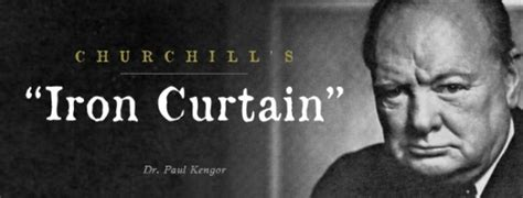 churchills iron curtain speech when winston warned america churchill s iron curtain at