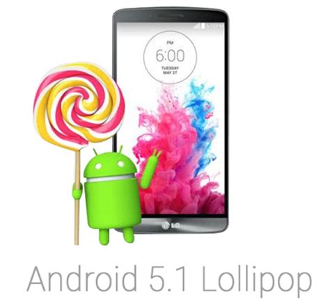 android lollipop 5 1 update becomes official with new features