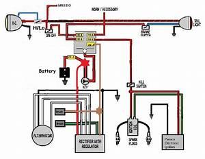 Xs650 Pma Electronic Ignition Wiring Diagram
