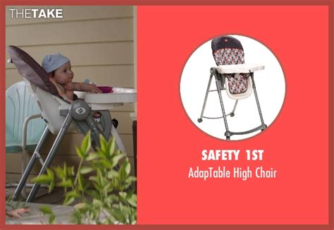 Elise Vargas Safety 1st Adaptable High Chair From Neighbors