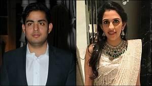 Confirmed! Mukesh Ambani's son Akash engaged to ...