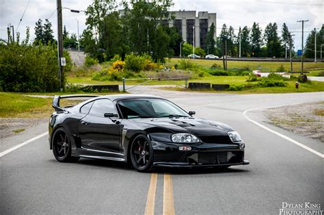 Toyota Supra 1000 Hp For Sale by Gallery 1 000hp Black Toyota Supra Gtspirit