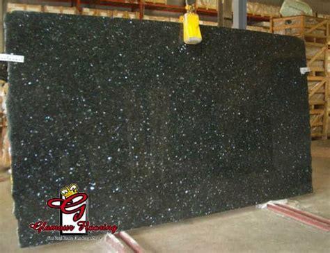 emerald pearl granite slab countertops in houston