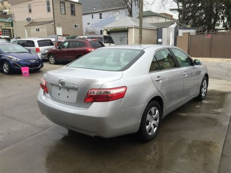 2008 Toyota Camry Le by Used 2008 Toyota Camry Le Sedan 6 990 00