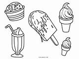 Ice Coloring Cream Cone Colouring Printable Drawing Templates Template Truck Cool2bkids Float Getdrawings Sketch sketch template