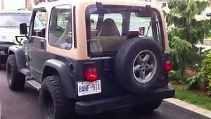 1997 Jeep Tj Sport 4 0 V6 Startup Engine  U0026 In Depth Tour