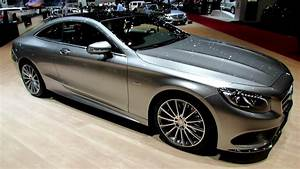 2015 Mercedes-benz S-class Coupe S500 4matic