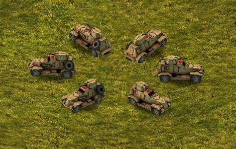 some new unit for ww2 image fierce war mod for rise of