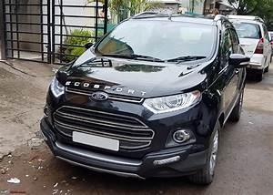 Ford Ecosport Titanium : my silver ford ecosport titanium o tdci first delivered in india page 34 team bhp ~ Medecine-chirurgie-esthetiques.com Avis de Voitures