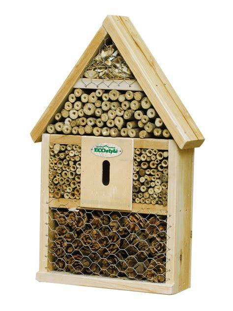 1 door wall mail win 1 van de 5 ecostyle insectenhotels de betere