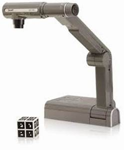 iintegratetechnology smart document camera 330 and the With smartboard document camera