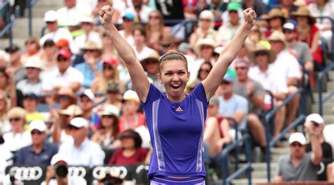 Simona Halep Basks in WTA Rankings Lead Glory - News18