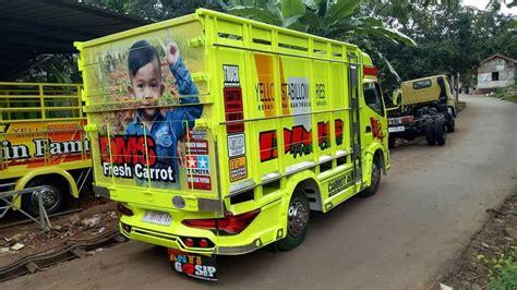 Evakuasi kecelakaan truk cabe di subah solidaritas sopir truk. Modidikasi Bak Truk Cabe Adiknya Canter - Jual Bak Truk