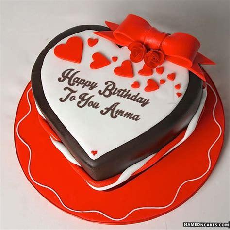 happy birthday   amma cake images