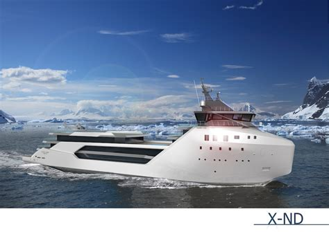 expedition yacht concept yacht charter superyacht news