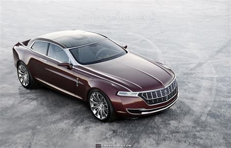 Future Cars 2018 by Future Cars 2018 Lincoln Continental As A Bmw 7 And