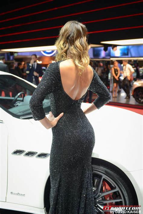 Gallery Best Of Girls At Paris Motor Show 2016 Gtspirit
