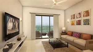 2 bhk apartment interior design home design for Interior ideas for 2 bhk flat