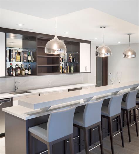 Modern Bar Designs by 15 Stupendous Modern Home Bar Designs That Will Make Your