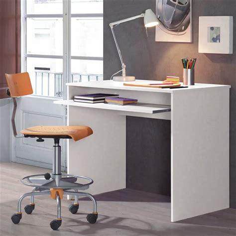 bureau multimedia design i bureau multim 233 dia classique blanc l 90cm achat