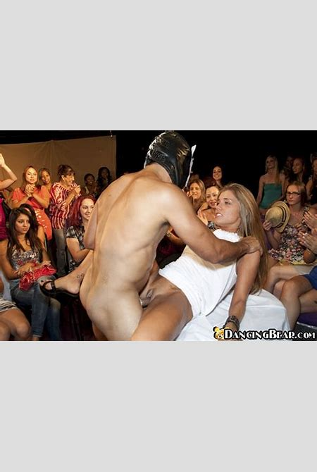 Dancing Bear, sex party, bachelorette parties gone wild, party hardcore