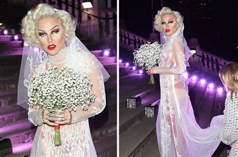 brooke candy flashes pants  completely